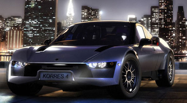 Greek Company Korres Unveils Supercar ⋆ Cosmos Philly