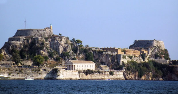 Corfu, the island that may have saved the West and Christianity