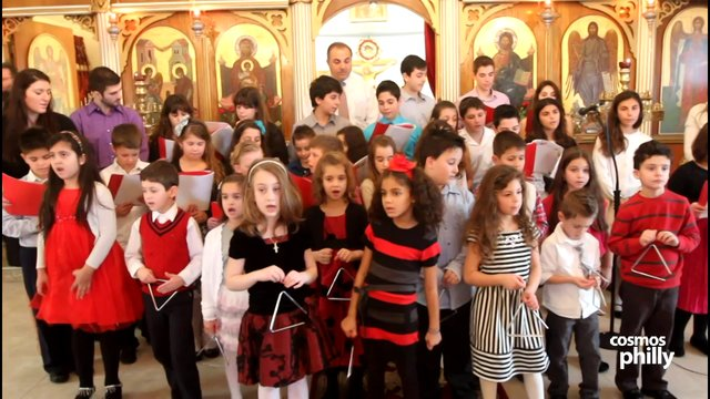 2014 new year greeting from the greek school students of 2014 new year greeting from the greek school students of evangelismos cosmos philly m4hsunfo