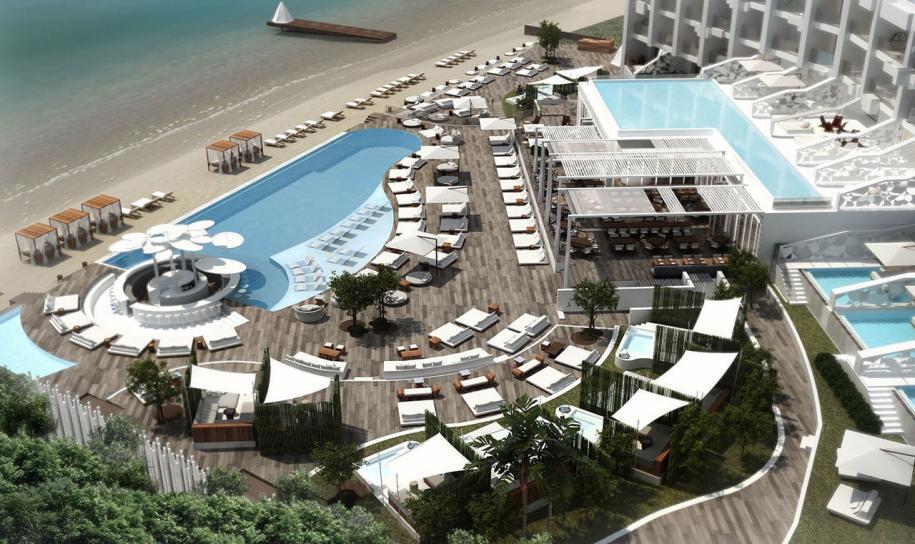 New Luxury Resort Nikki Beach Brings Life To Porto Heli