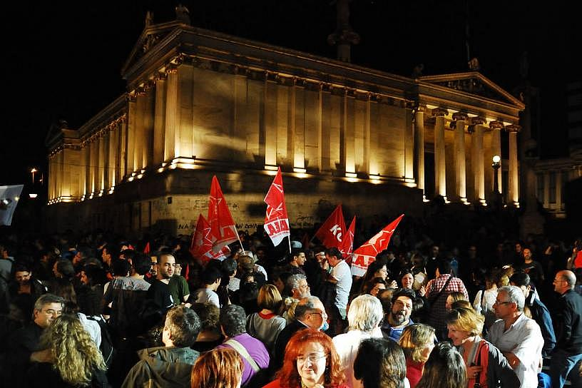 Athens Must Abandon Euro To Survive