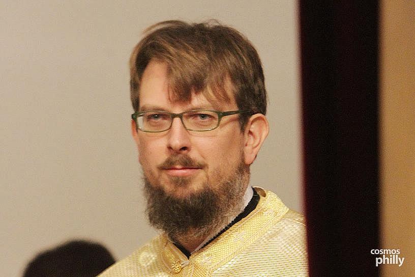 Sensational Ordination Of Gregory Gilbert To Greek Orthodox Priest Cosmos Short Hairstyles Gunalazisus