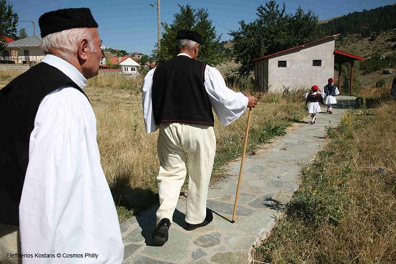 Samarina, Greece, 2004