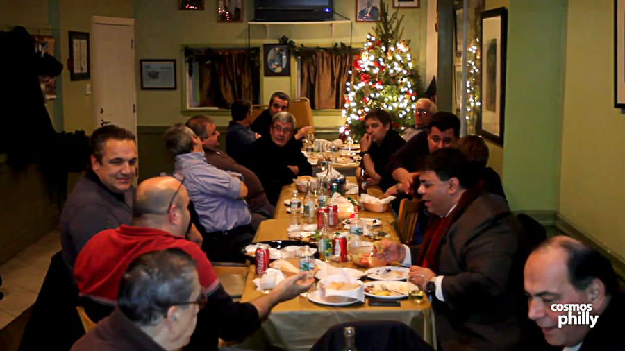 federation of hellenic american societies to host annual christmas dinner party - Christmas Dinner Party