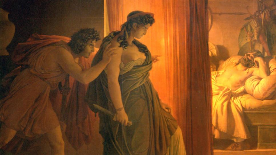 Clytemnestra or the Crime to be Performed at St. Demetrios