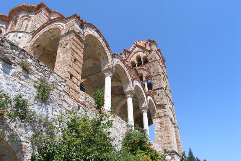 Mystra: Byzantium's Indian Summer