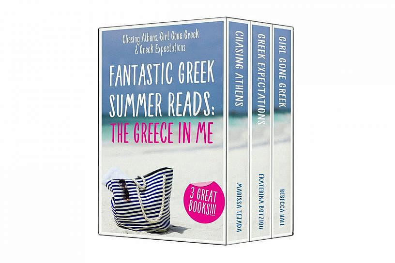 Fantastic Greek Summer Reads: the Greece in Me Box Set Launch