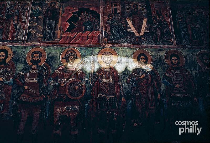 Mt. Athos, Greece, 1993