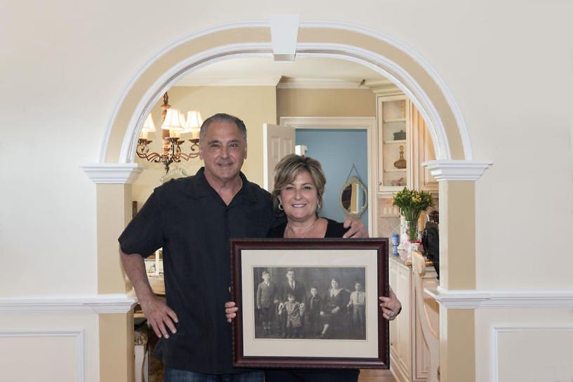George and Joyce Trantas