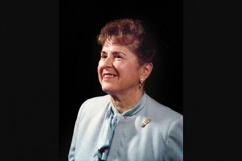 Attorney, Teacher and Church Leader Helen E. Bertas passes away