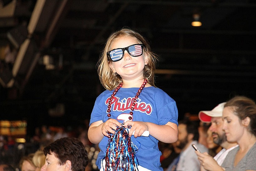 Phillies Baseball, Greek Heritage Night