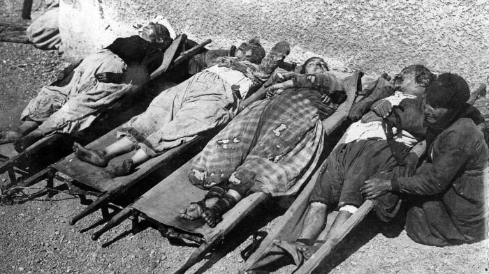 Petition launched to include all Greeks in genocide recognitions