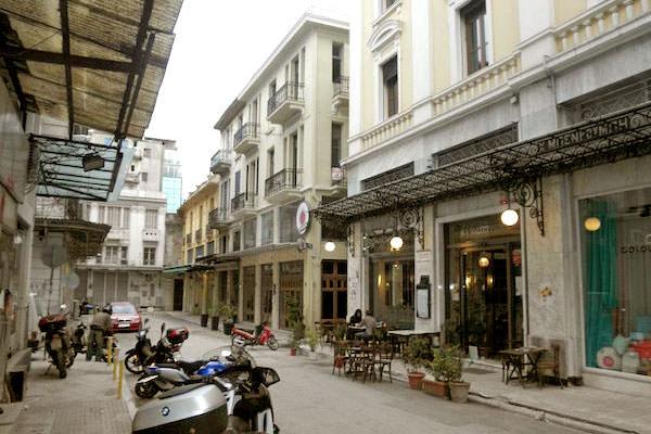 Thessaloniki Stoa