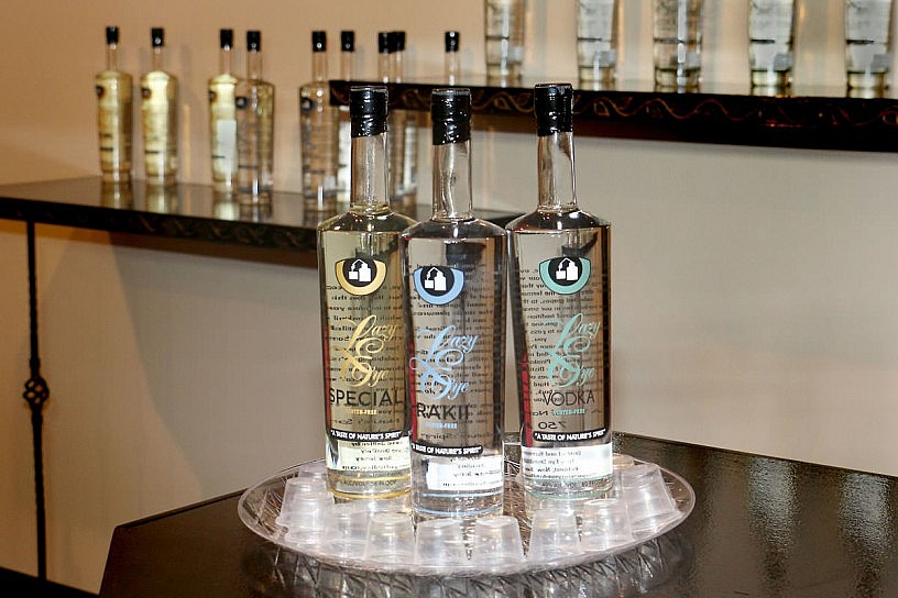 Greek Owned Lazy Eye Distillery Earns Top Honors From Coast to Coast