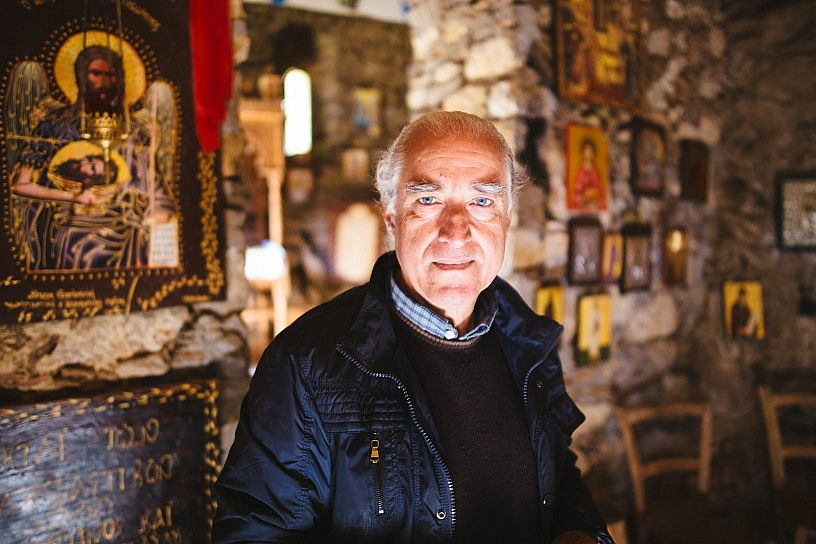 The Last of the Calabrian Greeks