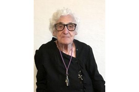 Eugenia Morakis passes away