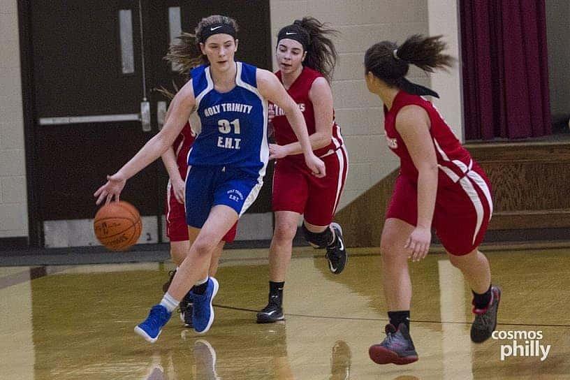 Holy Trinity (EHT) and St. Luke take home GOYA Basketball Championships