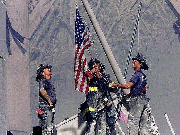 AHEPA Remembers 9/11