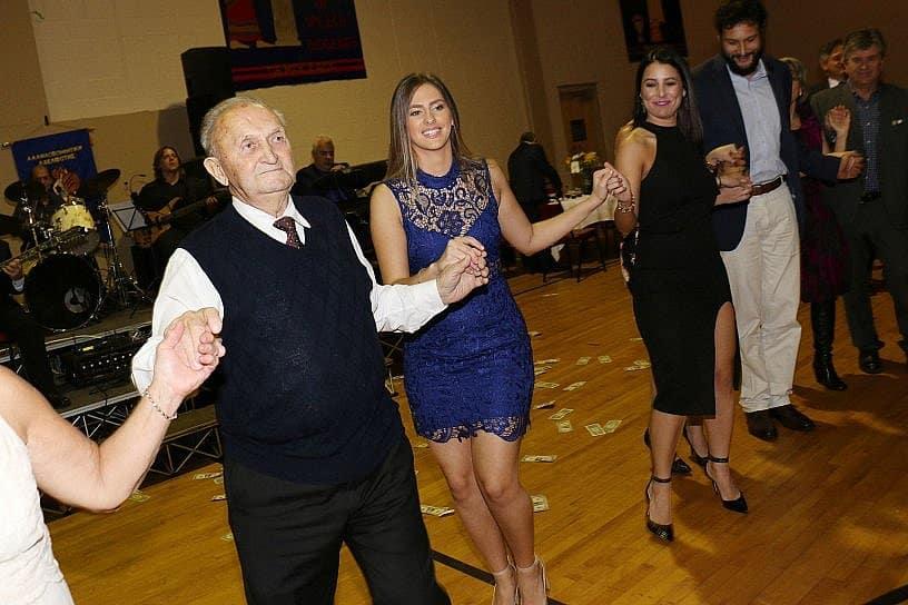"The Velvendinon Society ""Philopatria"" to host 115th Anniversary Dance"