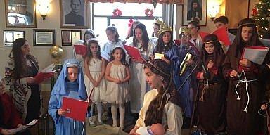 Season's Greetings from Evangelismos of Theotokos Greek Orthodox Church