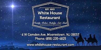 Season's Greetings from White House Restaurant