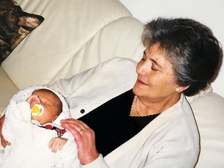 Anastasia Karadonis Passes Away