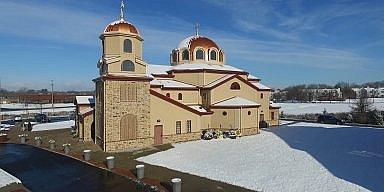 Season's Greetings from St. Sophia Greek Orthodox Church