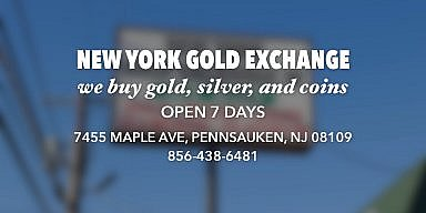 Season's Greetings from New York Gold Exchange